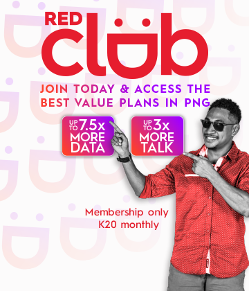 RED Club PNG
