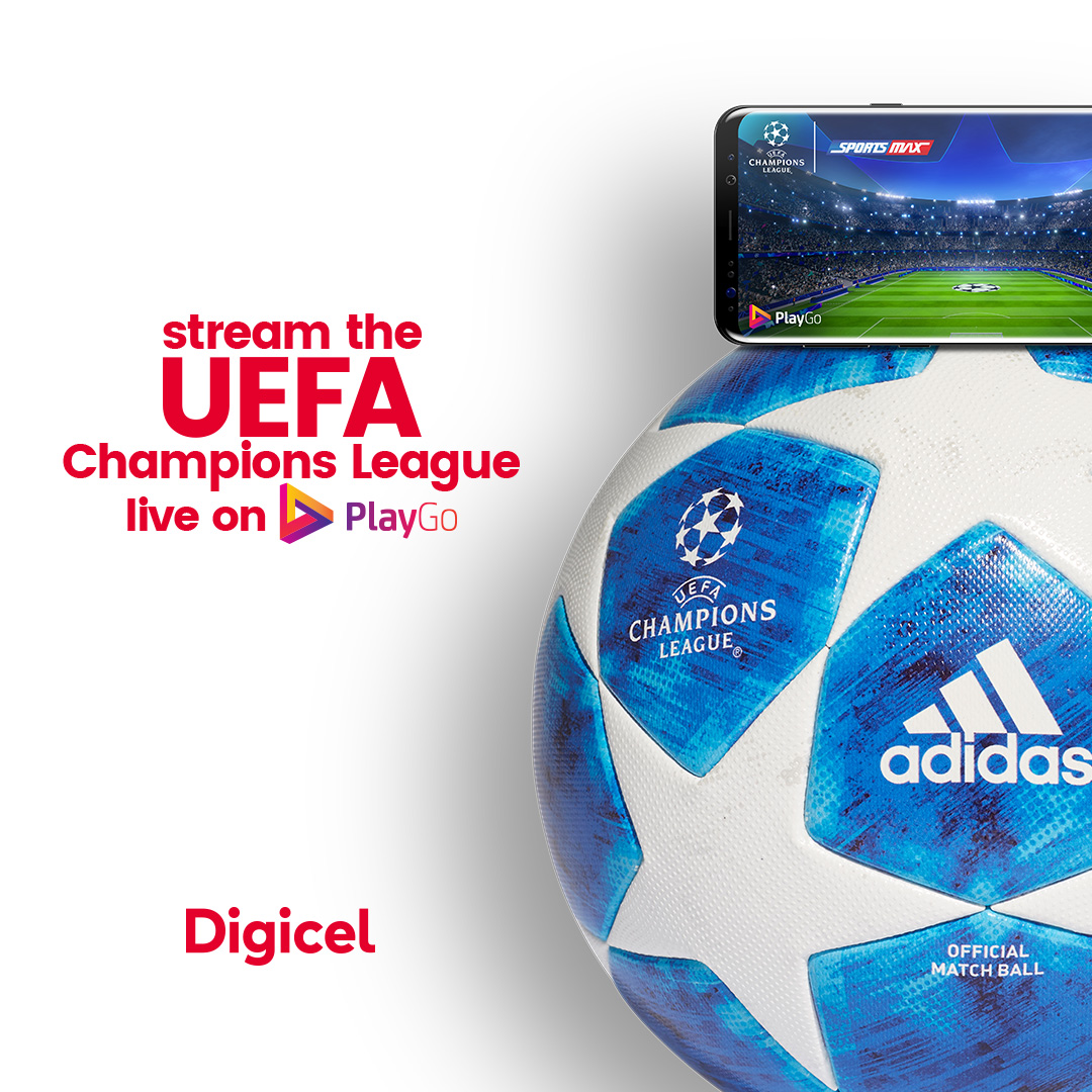 Digicel PlayGo Champions League 2018