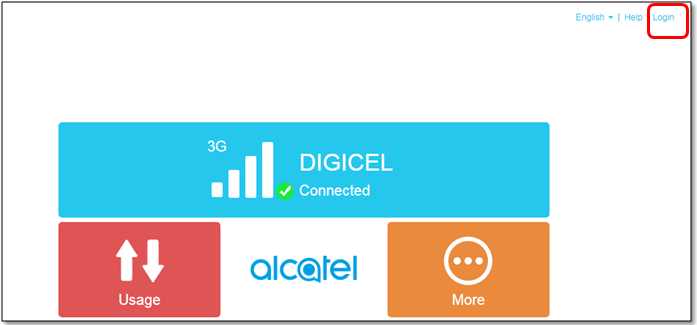 Alcatel MiFi Troubleshooting Guide – Mobile - Trinidad