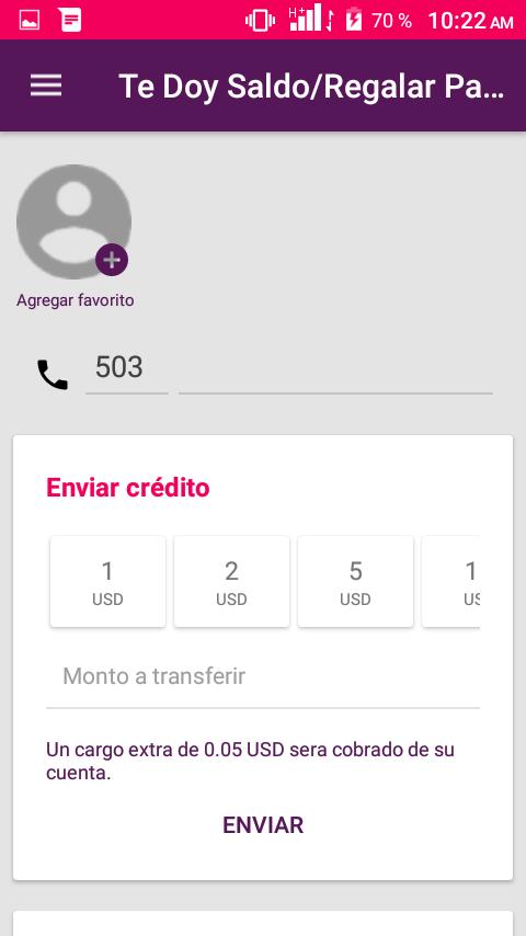 how to send digicel credit