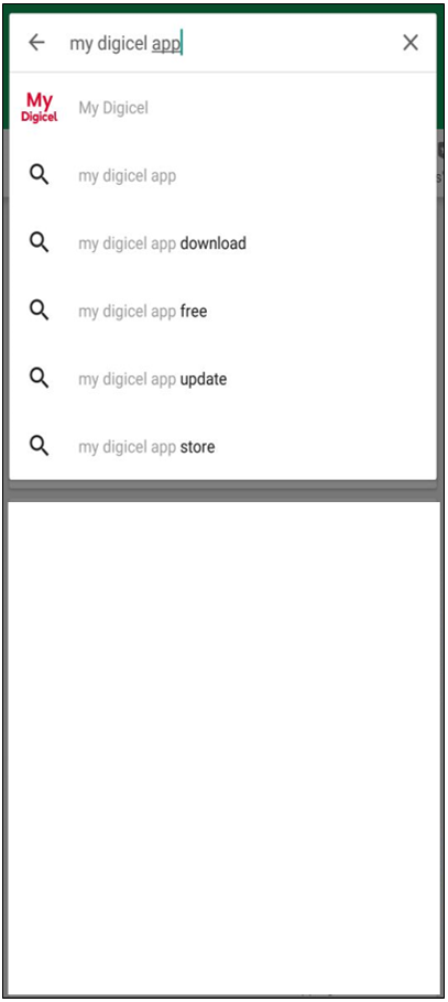 How to download the My Digicel App – Mobile - Samoa