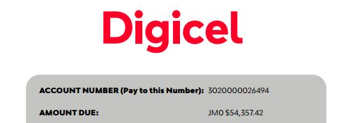Where can I find my account number? – Home - Jamaica