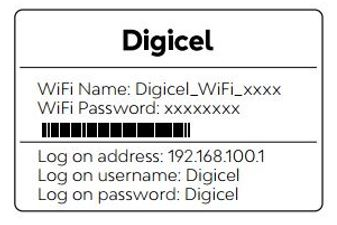 Changing my Wi-Fi password – Home - Barbados