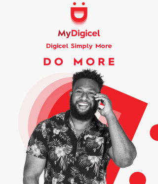 Simply more with the My Digicel app